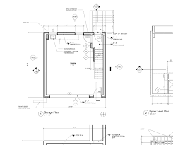project addition garage plan and notes third story ies