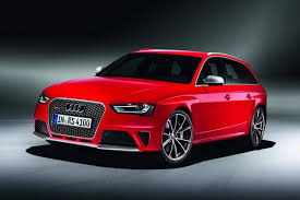 audi rs wagon all new audi rs4 avant with 450ps v8 makes official debut 38 photos