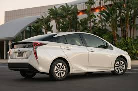 latest toyota cars 2016 15 cool facts about the 2016 toyota prius motor trend