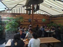Patio Dining Restaurants by Get Out Top San Francisco Outdoor Dining Restaurants For U0027summer
