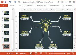 mind mapping powerpoint template gavea info