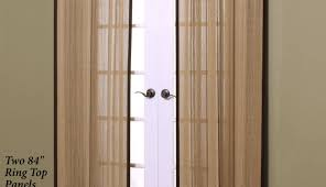 best sliding glass patio doors curtains patio door curtains grommet top ameliorate window