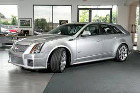 cadillac cts sports wagon used 2011 cadillac cts v sport wagon for sale richardson tx