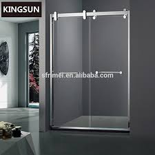 Shower Door Bottom Sweep With Drip Rail Framed Shower Door Bottom Sweep With Drip Rail Doors Ideas