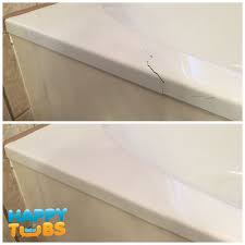 Plastic Bathtub Refinishing Best 25 Bathtub Repair Ideas On Pinterest How To Repair Baths