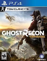 amazon com tom clancy u0027s ghost recon wildlands playstation 4