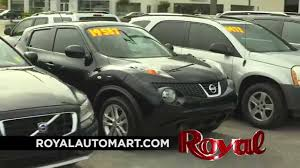 used nissan juke at royal royal automart best selection youtube