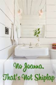 Difference Between Beadboard And Wainscoting No Joanna That U0027s Not Shiplap The Craftsman Blog