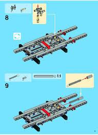 lego crane truck instructions 8258 technic