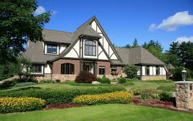 Traditional Style Home by Tudor Style Traditional Home Exterior Colors Traditional Home