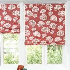 Printed Fabric Roman Shades - custom fabric roman shades in limitless styles and fabrics only