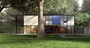Mid Century Modern Tiny House Cgarchitect Professional 3d Architectural Visualization User