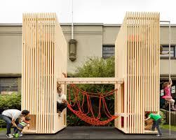 modern playhouses that make perfect backyard additions