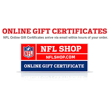 gift certificates nfl shop online gift certificates nflshop