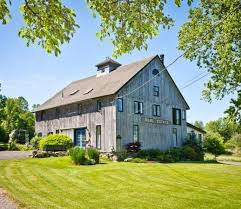 Cost To Convert Barn To House For Sale An Old Red Barn Converted Into A House