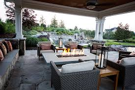 photo gallery of outdoor kitchens fireplaces u0026 fire pits