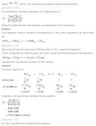 ncert solutions for class 11th chemistry chapter 7 u2013 equilibrium