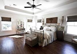 Wood Floor Decorating Ideas French Country Rustic Decor White Stripe Design Painting Dark Grey