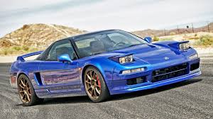 Acura Nsx Power Clarion Builds Resurrects And Improves A 1991 Acura Nsx