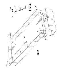 Southeastern Underdeck Systems by Patent Us8250821 Under A Deck Ceiling Drainage System Google