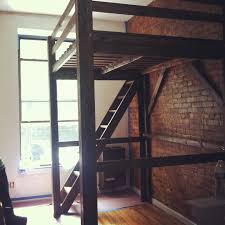 loft bed frame queen susan decoration