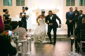 jumping the broom wedding 10 wedding ceremony rituals and the history them weddingwire