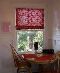 Kitchen Window Treatments Roman Shades - 36 best kitchen window treatments images on pinterest kitchen