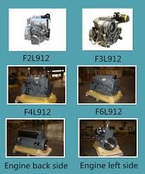 deutz 913 6 cylinder air cooled diesel engine buy high