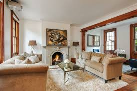 Aarons Rental Living Room Furniture Aaron Burr Once Owned This 5 5m West Village Townhouse Curbed Ny