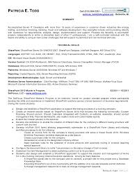 Dot Net Resume Sample by 100 Resume Format For 1 Year Experience Dot Net Developer