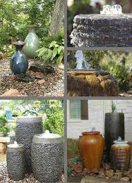 outdoor water features with lights 26 wonderful outdoor diy water features tutorials and ideas that