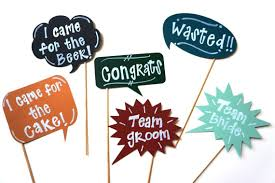 photo booth ideas chalkboard photo booth props on a stick 6 chalk board photobooth