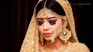 makeup artist in best bridal makeup by tania tania makeup artist best makeup