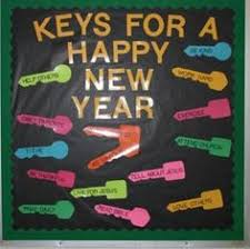 New Year Display Board Decoration by Path To Success Bulletin Board Would Love To Get The Teachers To