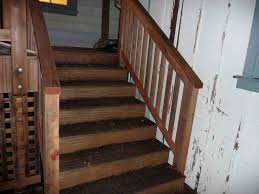 tips u0026 ideas stair rail height hand railing for stairs