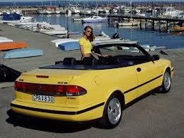 saab 900 convertible saab 900 se convertible 1998 saab 900 se convertible 1998 photo 05