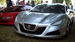peugeot onyx price peugeot rc4 hybrid concept goodwood festival of speed 2013 youtube