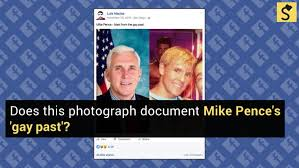 Gay Gay Gay Meme - fact check photograph documents mike pence s gay past