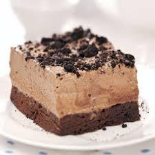frozen chocolate mint dessert recipe mint desserts chocolate