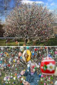 Christian Themed Easter Decorations by Best 25 Outdoor Easter Decorations Ideas On Pinterest Happy