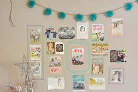 what to do with christmas cards creative displays reader u0027s