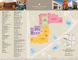 Maine Mall Map Oakway Center Store List Hours Location Eugene Oregon