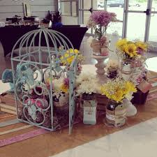 Shabby Chic Bridal Shower Decorations by Table I Decorated For A Teacher Appreciation Luncheon Shabby Chic
