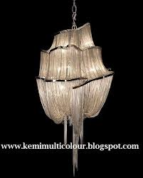 Types Of Chandelier Multicolour Interiordezine Interiors And Event Decoration Blog