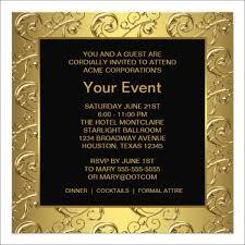 invitation card 10 corporate invitation cards editable psd ai vector eps event