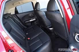 nissan juke automatic gearbox 2015 nissan juke ti s awd review video performancedrive