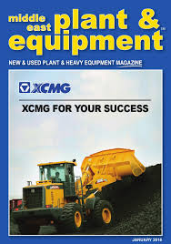 middle east plant u0026 equipment january 2016 edition by middle