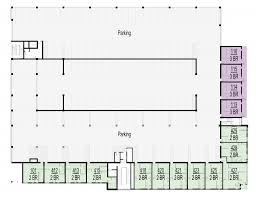 city square lofts floor plans floor 3