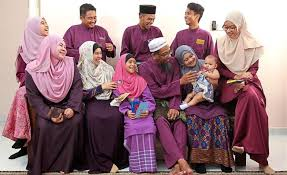 for this big family coming together for raya is everything