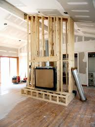 great framing a fireplace insert 56 for with framing a fireplace